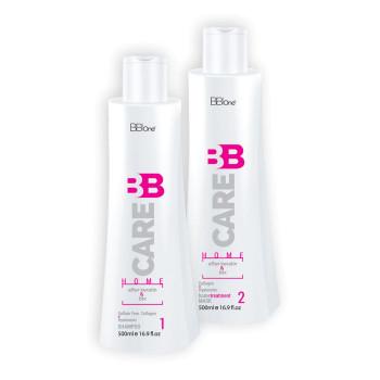 Набор для усиления и продления эффекта салонных процедур BB Care BB ONE