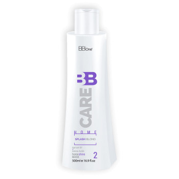 Маска BB Care Splash Blond Shine Mask BB ONE