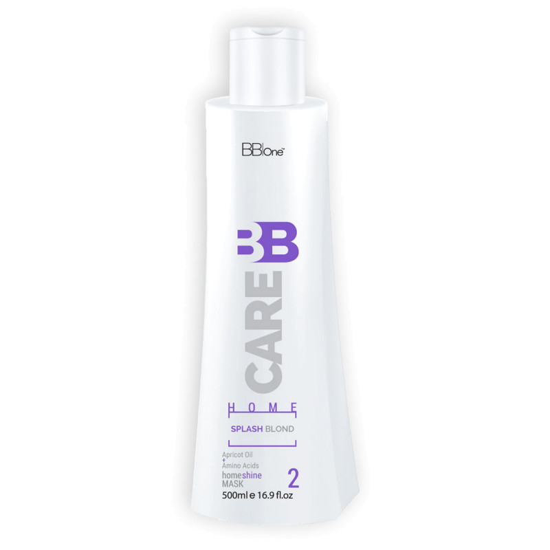 Маска BB Care Splash Blond Shine Mask BB ONE