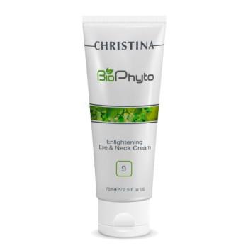 Bio Phyto Enlightening Eye and Neck Cream Осветляющий крем для кожи вокруг глаз и шеи (шаг 9) Christina (Кристина)