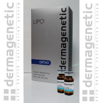 МЕЗОКОКТЕЙЛЬ LIPO Для борьбы с жировыми отложениями DERMAGENETIC