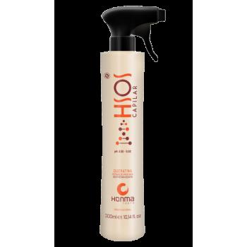 Жидкий кератин ультраувлажнение поврежденных  волос H-SOS Deep Repair Keratin HONMA TOKYO