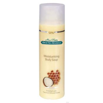 Увлажняющее мыло для тела - успокаивающий эффект кокос и мёд DSM MON PLATIN