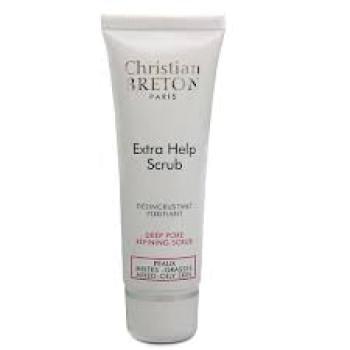Скраб для глубокого очищения кожи Экстра чистота CHRISTIAN BRETON