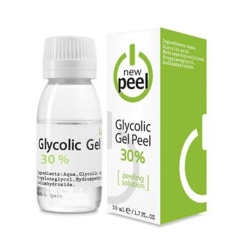 Гликолевый пилинг 30% Glycolic Acid Peel 30% (pH 1,9) New Peel