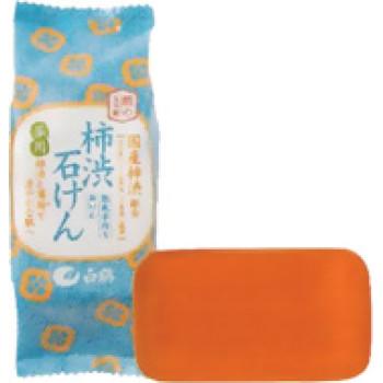 Лечебное мыло для умывания Хурма (Какисибу) HAKUTSURU