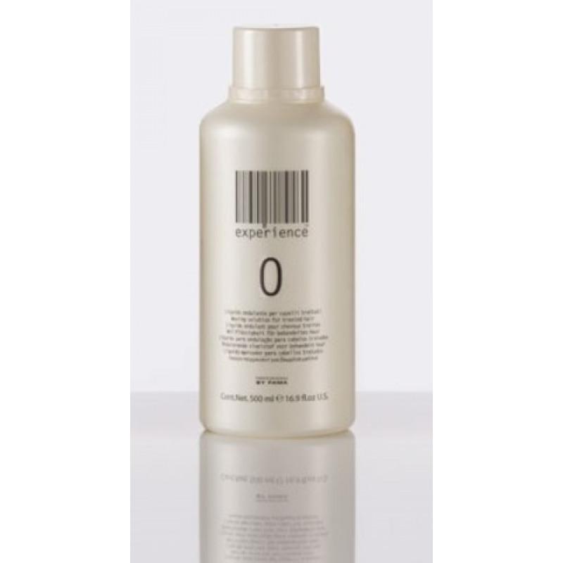 Химический состав для труднозавитых волос №0 Experience BY FAMA PROFESSIONAL