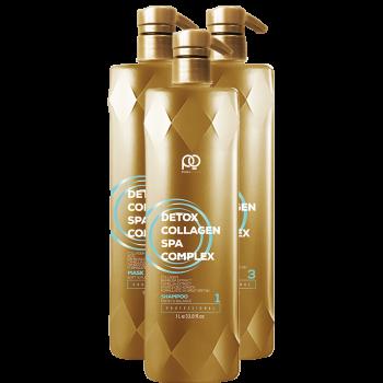 Набор Collagen Detox SPA Complex MAX PAUL OSCAR