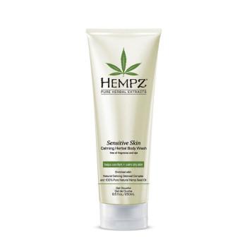 Гель для душа Чувствительная кожа Sensitive Skin Calming Herbal Body Wash HEMPZ