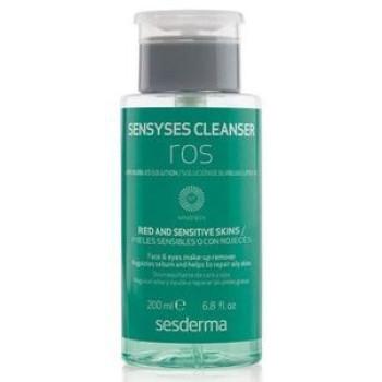 Sensyses Cleancer ROS Липосомальный лосьон для снятия макияжа для чувствительной кожи SESDERMA