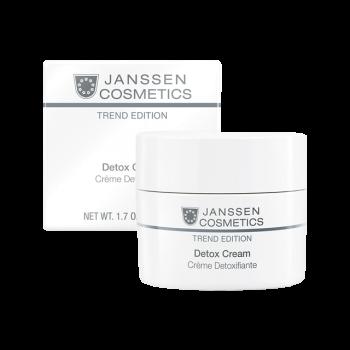 Антиоксидантный детокс-крем JANSSEN COSMETICS