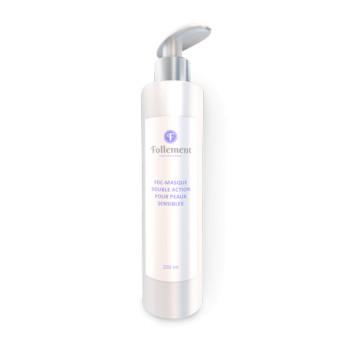 FdC-маска двойного действия для чувствительной кожи FdC-masque double action pour peaux sensibles FOLLEMENT PROFESSIONNEL