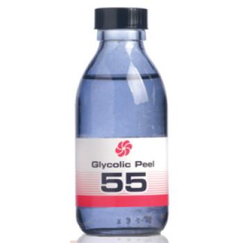 ГЛИКОЛЕВЫЙ ПИЛИНГ 55% GLYCOLIC PEEL 55% PH 1,3 ALLURA ESTHETICS
