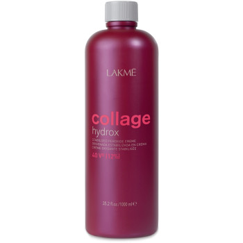 Стабилизированный крем-окислитель Collage Hydrox 40V (12%) LAKME