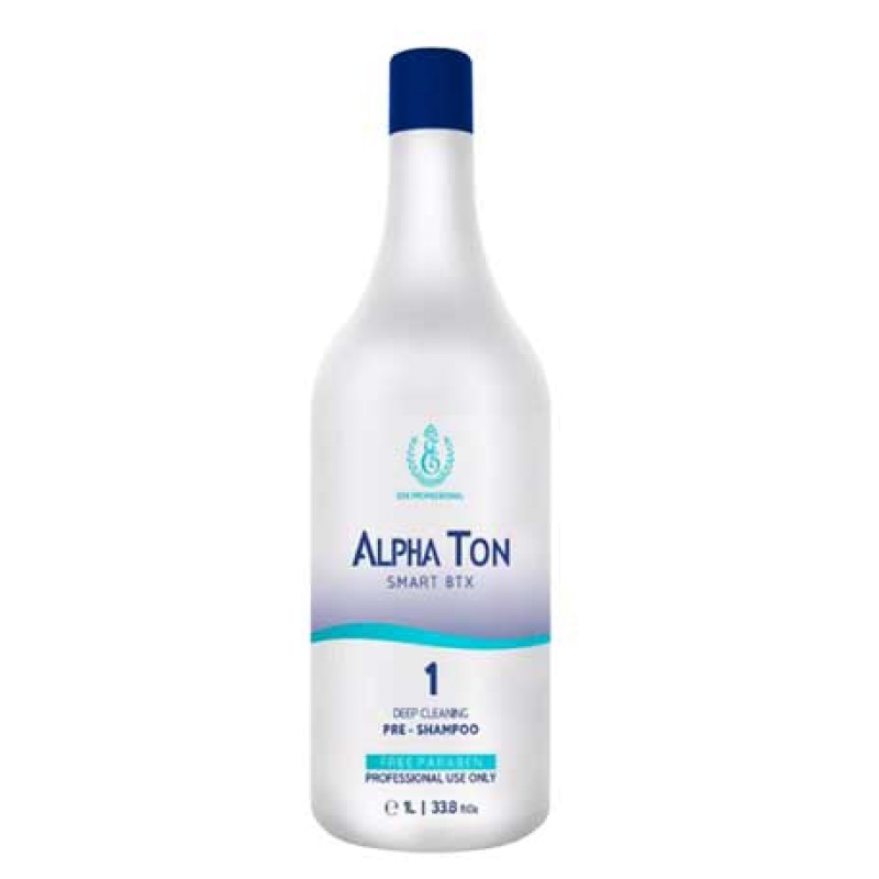 Шампунь глубокой очистки profissional shampoo Alpha Ton ESK PROFESSIONAL