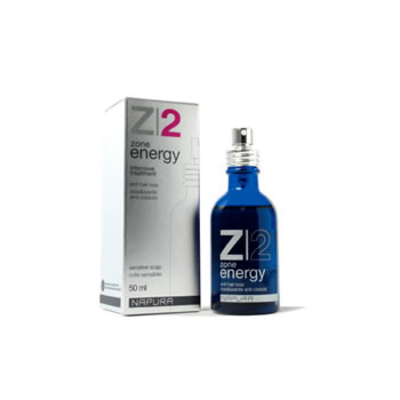 Energy Pre aerosol Z2 Аэрозоль против выпадения для нормальной кожи головы NAPURA