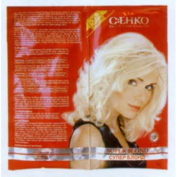 Блондирующий порошок Супер блонд саше  2 х 30 гр Super Blond CEHKO
