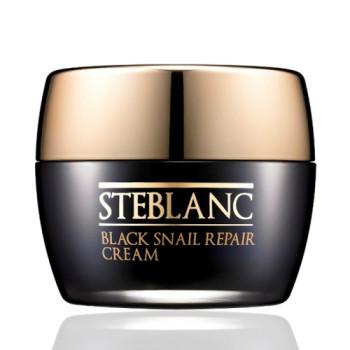 Крем для лица с муцином Чёрной улитки 92% Black Snail Repair Cream STEBLANC