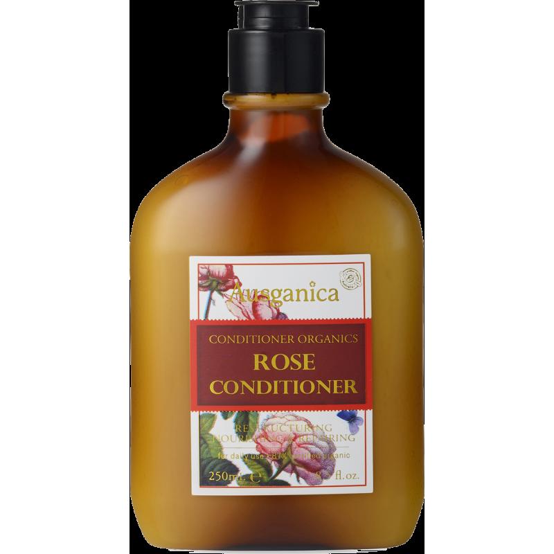 Кондиционер для всех типов волос Роза AUSGANICA