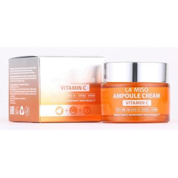 Ампульный крем с витамином С AMPOULE CREAM VITAMIN C LA MISO