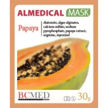 Альгинатная маска 'Папайя' Mask Papaya ALMEDICAL