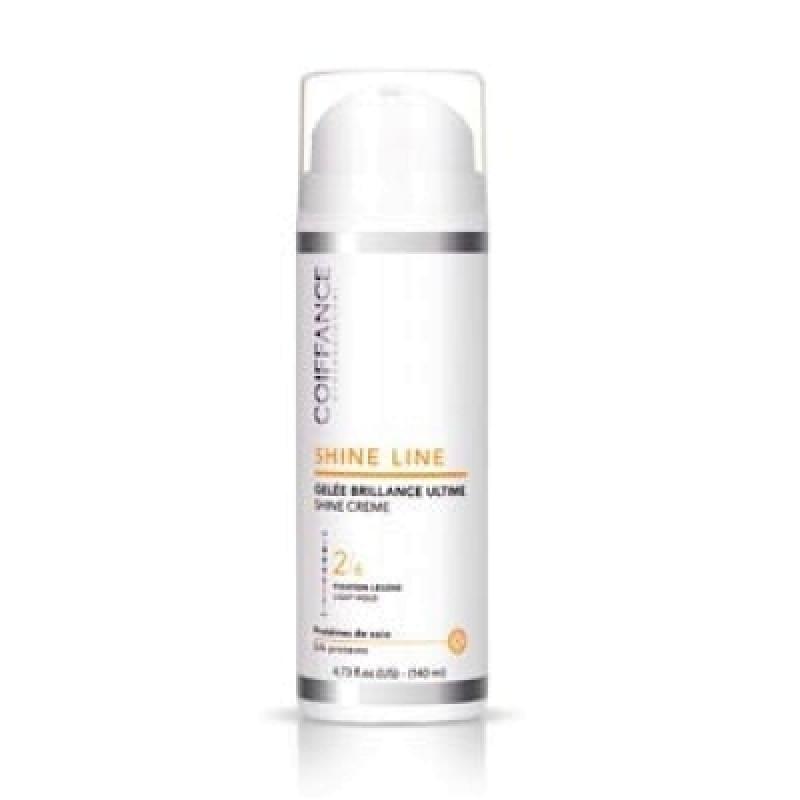 Гель для придания глянцевого блеска волосам SHINE LINE - GELEE BRILLANCE ULTIME COIFFANCE