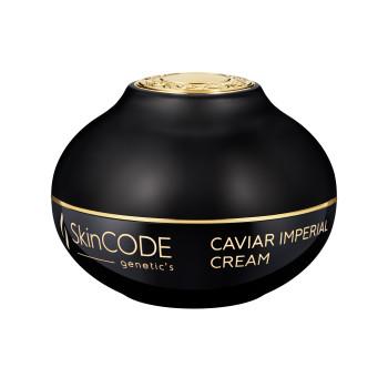 Питательный anti- age крем с экстрактом черной икры Cavier Imperial Cream SKINCODE