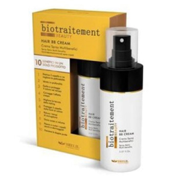 BIO TRAITEMENT BEAUTY BB CREAM Многофункциональный BB-крем для всех типов волос BRELIL PROFESSIONAL