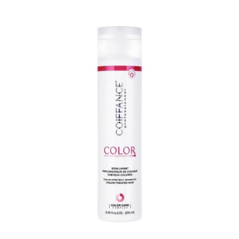 Шампунь для защиты цвета окрашенных волос COLOR - SOIN LAVANT PROLONGATEUR DE COULEUR COIFFANCE