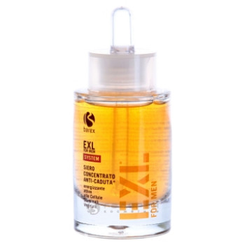 Сыворотка-концентрат против выпадения волос (Exl For Men / Concentrated Serum for thinning Hair) Barex (Барекс)
