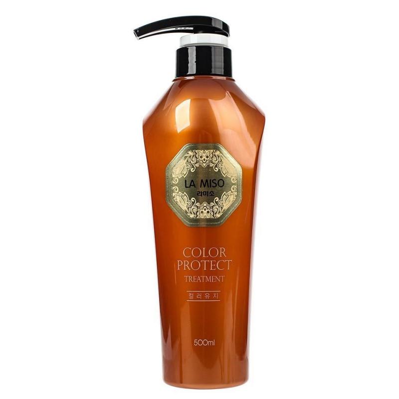 Кондиционер для сохранения цвета волос COLOR PROTECT TREATMENT LA MISO