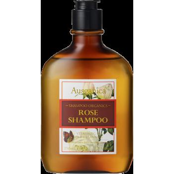 Шампунь для частого использования Роза AUSGANICA