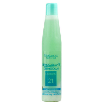 Шампунь успокаивающий Shampoo Dermocalmante Salerm (Салерм)