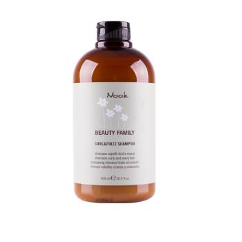 Шампунь для кудрявых волос Ph 5,5 Curl & Frizz Shampoo NOOK
