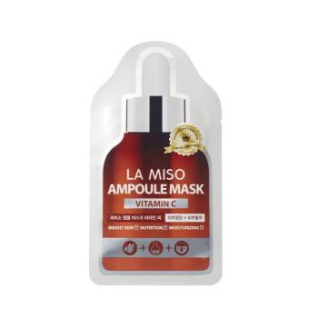 Ампульная маска с витамином С Ampoule mask vitamin C LA MISO
