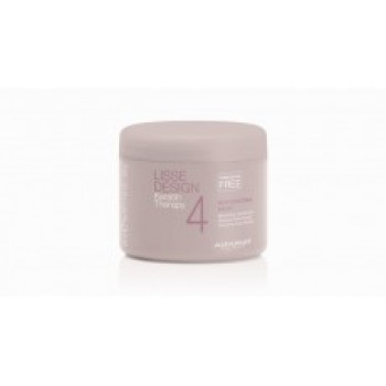 Кератиновая увлажняющая восстанавливающая маска для волос Lisse Design Rehydrating Maska ALFAPARF
