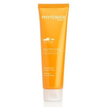 Солнцезащитный крем SPF15 SOLUTION SOLEIL Sunscreen / Face and body SPF 15 PHYTOMER