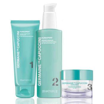 Набор для жирной кожи PurExpert Special Set 1-2-3 Oily GERMAINE DE CAPUCCINI