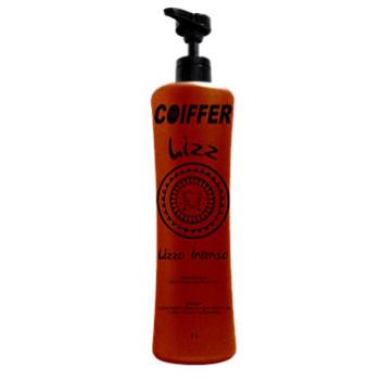 Система для выпрямления волос Lizz Progressiva - шаг 3 COIFFER