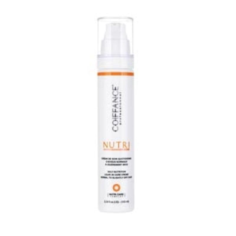 Питательный крем для нормальных и сухих волос NUTRI - CREME DE SOIN QUOTIDIENNE COIFFANCE