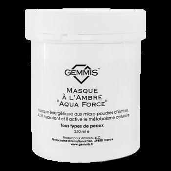 Янтарная маска Aqua Force GEMMIS