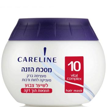 Маска для окрашенных волос CARELINE