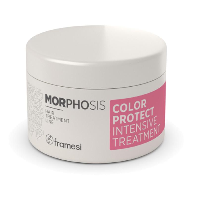 Маска для окрашенных волос интенсивного действия MORPHOSIS COLOR PROTECT INTENSIVE FRAMESI