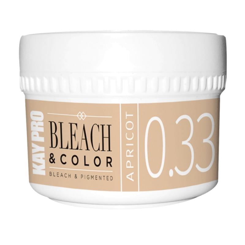 0.33 Пигментированная обесцвечивающая паста Абрикос - Bleach Color Bleach Pigmented Apricot KAYPRO