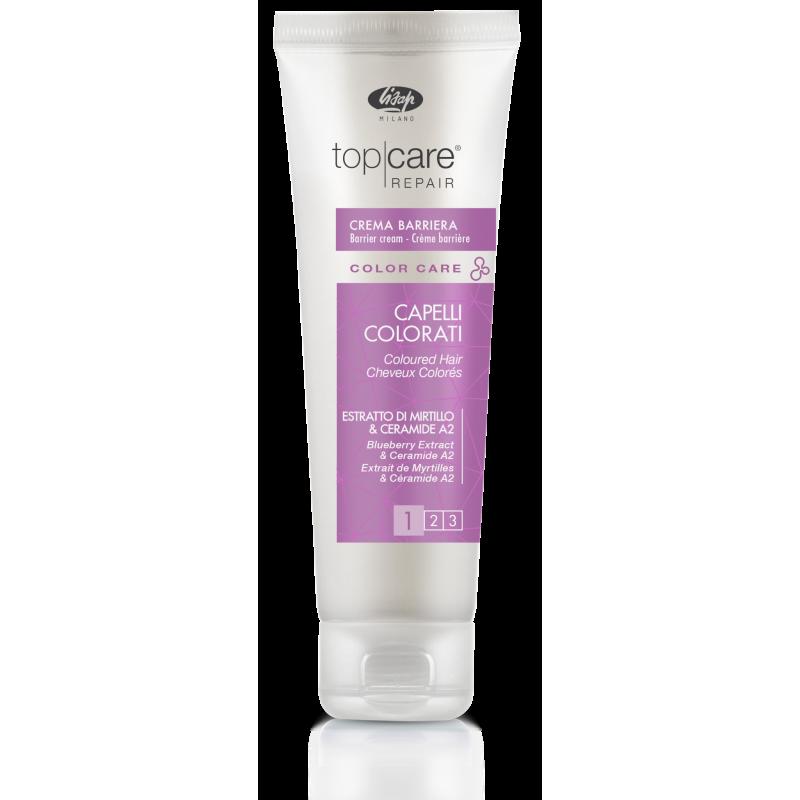 Крем для защиты кожи головы от окрашивания - Top Care Repair Color Care Barrier Cream LISAP MILANO