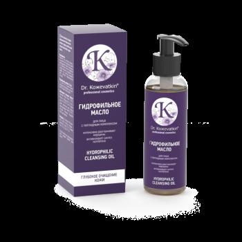 Гидрофильное масло для лица с жожоба и виноградной косточкой DR.KOZHEVATKIN
