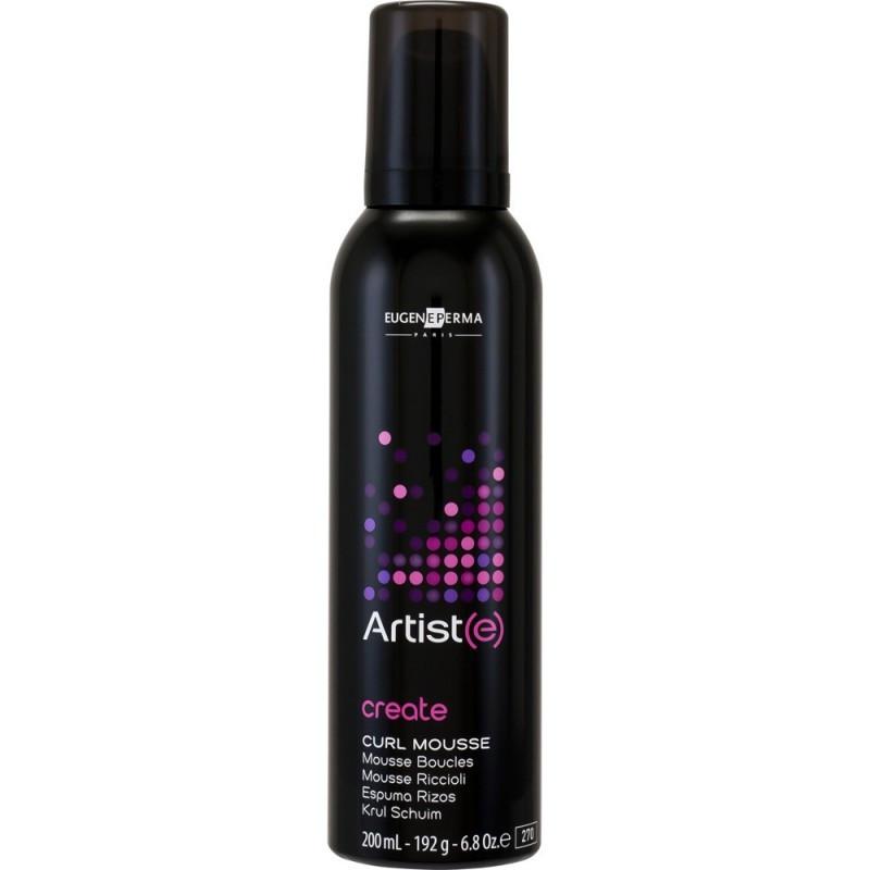Мусс для вьющихся волос Artiste (Артист) CREATE EUGENE PERMA