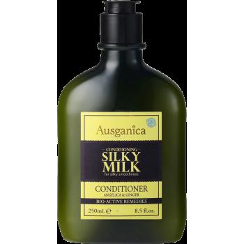 Кондиционер для волос Шелковистое молоко AUSGANICA
