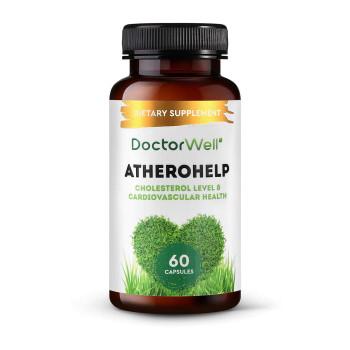 Комплекс для сердца и сосудов с Омега -3-6-9 и пустырником Atherohelp DoctorWell