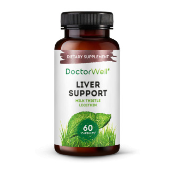 Комплекс для печени Liver Support DoctorWell